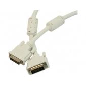 Кабель DVI -> DVI Gembird Dual link 4,5 м (CC-DVI2-15)