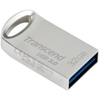 USB флеш накопитель 32Gb Transcend JetFlash 710 Silver (TS32GJF710S)