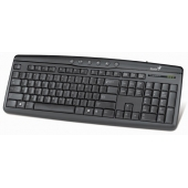 Клавиатура Genius KB202 Black CB ps/2 (31310470112)